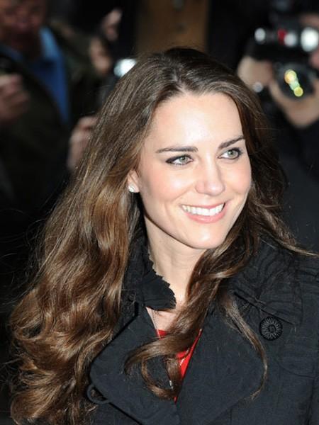 Làm đẹp đơn giản như công nương Kate Middleton