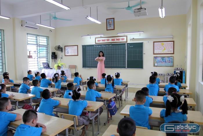 Bảng lương chi tiết thực nhận của giáo viên theo dự thảo xếp lương mới