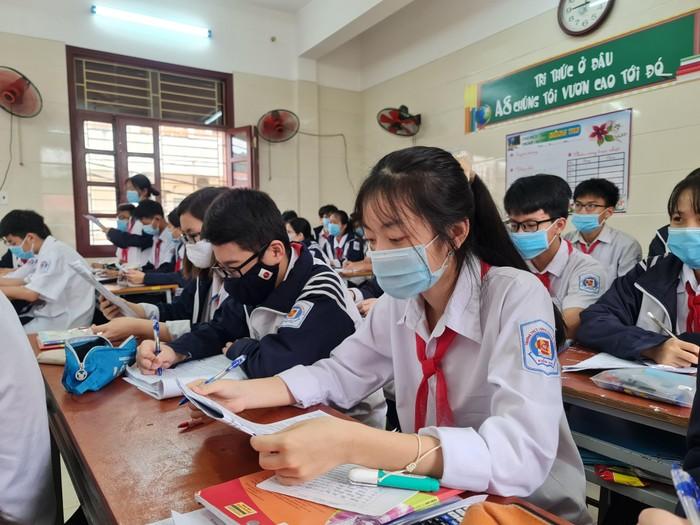 Sở Giáo dục Hải Phòng lý giải về phiếu nhận xét, đánh giá học sinh cấp 2