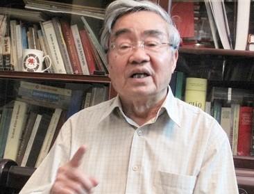 Nguyên Bộ trưởng Giáo dục