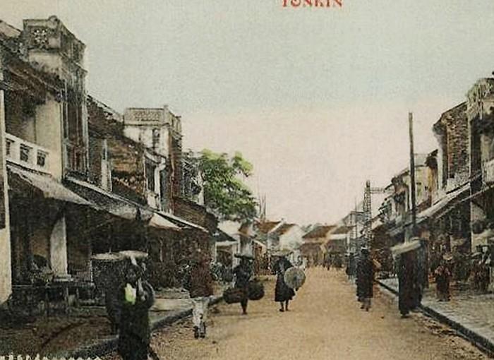 Chùm ảnh màu hiếm về Việt Nam năm 1903