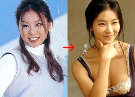Khám phá khuôn mặt thật của sao Hàn