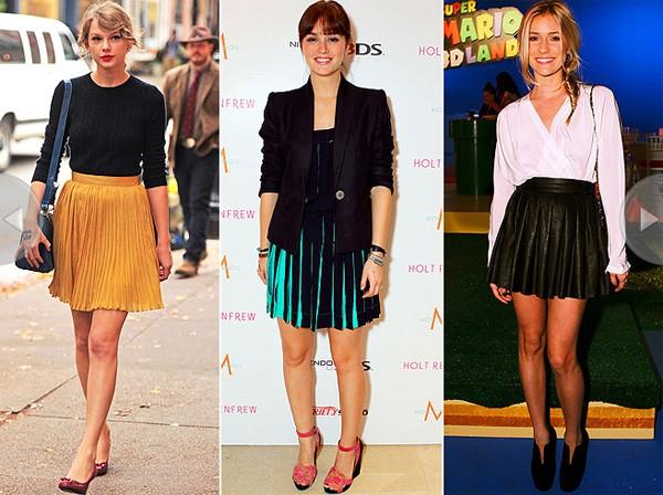Taylor Swift, Leighton Meester và Kristin Cavallari.