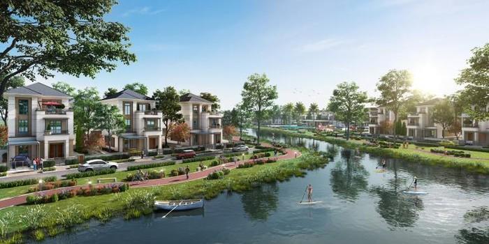 Lý do bất động sản ven sông được ưa chuộng
