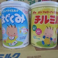 Thu hồi sữa Wakado và Morinaga do lượng i-ốt thấp