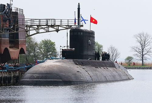 Video: Cả 6 tàu ngầm Kilo của Hải quân Việt Nam đã có tên đầy đủ
