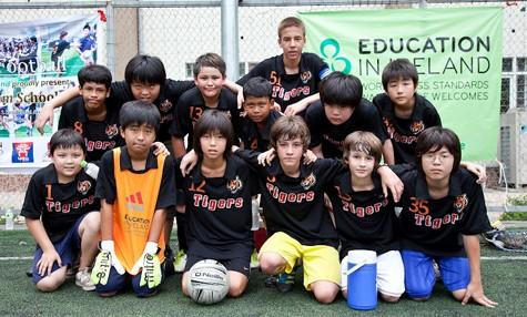 Chùm ảnh: CLB bóng đá VietCelts