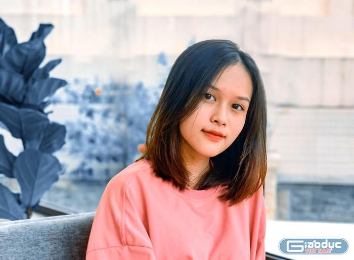 Cô sinh viên Khoa Luật Kinh tế với ước mơ làm Công chứng viên