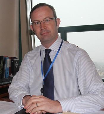 Đại sứ Ireland, Damien Cole: Ireland đã từng gặp khó khăn như Việt Nam