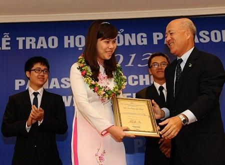 Ba sinh viên xuất sắc của Việt Nam được học Thạc sĩ tại Nhật Bản