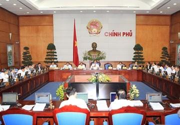 Chính phủ giữ nguyên quan điểm góp ý Dự thảo sửa đổi Hiến pháp 1992