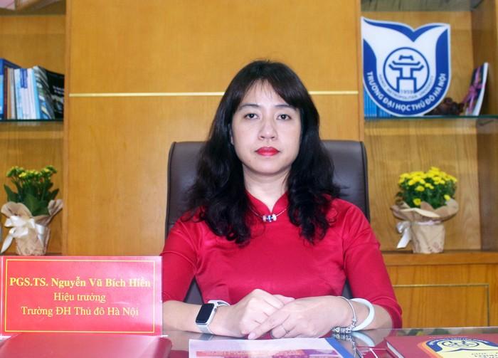 PGS Nguyễn Vũ Bích Hiền: Giảng viên chậm nâng cao năng lực, sinh viên chịu thiệt