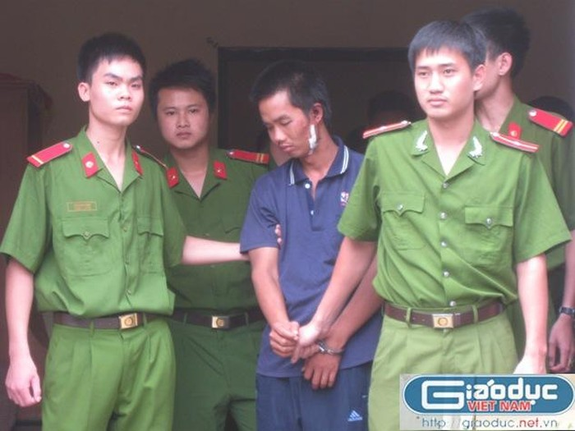 Sát thủ giết người, hiếp dâm trẻ em ở Sơn Tây đã phạm 3 tội cực nặng