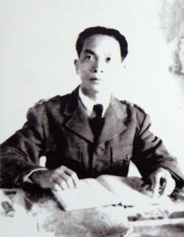 Năm 37 tuổi (1948), Võ Nguyên Giáp được phong quân hàm Đại tướng và ông trở thành Đại tướng đầu tiên của Quân đội Nhân dân Việt Nam.