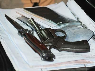 16 tuổi mang theo súng ngắn để… phòng thân, An ninh Xã hội, sung ngan, mang sung, hang nong, vu an, toi pham nhi, bao