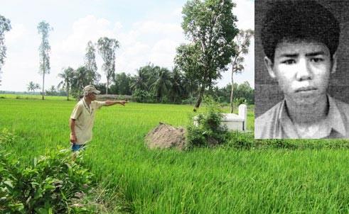 Tội ác nhẫn tâm ở vườn dừa, An ninh Xã hội, hiep dam, giet nguoi, vuong dua, bao, bao cong an, bao an ninh