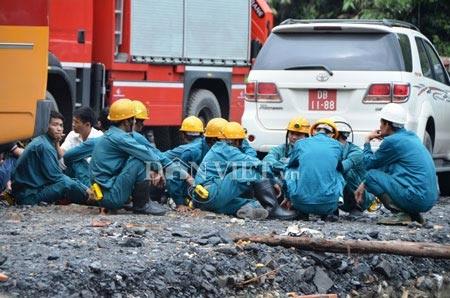 Quảng Ninh: Nổ khí mê tan, 4 người chết, Tin tức Việt Nam, Tin tức trong ngày, no khi me tan, no lo, quang ninh, khi me tan, cong nhan, bao, tin tuc, tin hot, tin hay