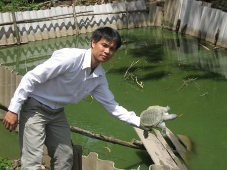 Quảng Bình: Kiện Chủ tịch tỉnh vì… con ba ba, Tin tức trong ngày,