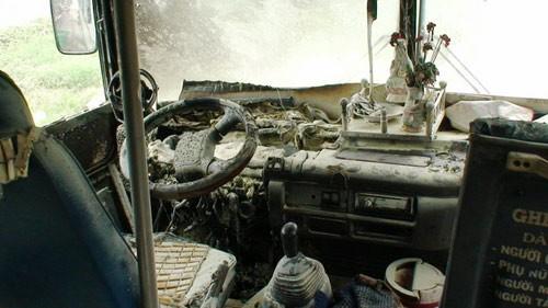 Đến lượt xe buýt bốc cháy, Tin tức trong ngày, xe buyt chay, chay xe, xe buyt, tai xe, bao, tin tuc, tin hot, tin hay