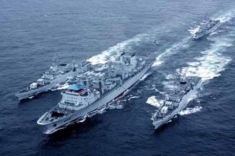 Biển Đông: Trung Quốc