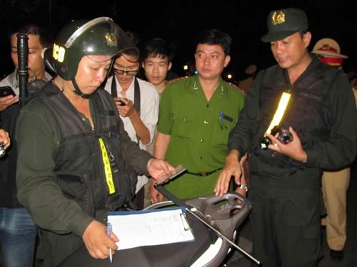 Tổ 612 tổng tấn công trấn áp tội phạm 4
