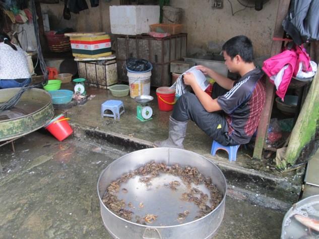 Bất ngờ: Nhiều chợ ở Hà Nội thờ ơ với