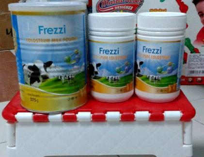 Thêm sữa Frezzi dính nghi án mập mờ thông tin như Danlait