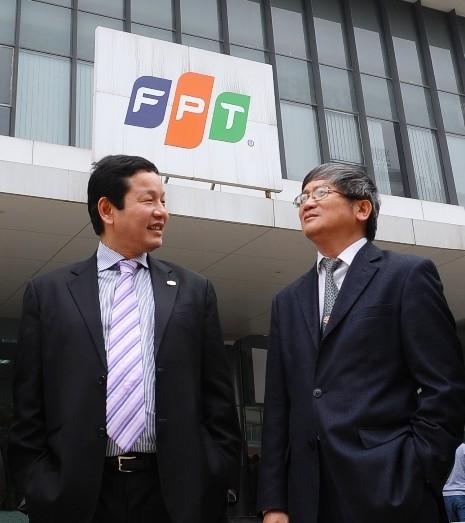 Phó tướng Bùi Ngọc Quang chính thức thay ông Trương Gia Bình ở FPT