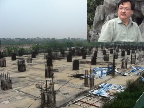 Hành trình sai phạm và bỏ trốn của ông chủ dự án Tricon Towers