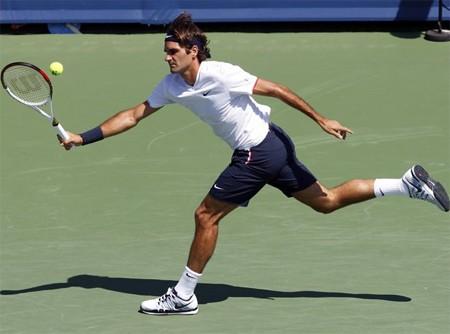 Phong độ của Federer đang khiến tất cả phải ngưỡng mộ