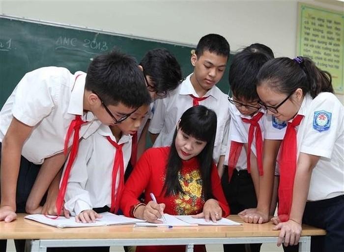 Những thầy cô nào không đủ chuẩn trình độ nhưng không phải nâng chuẩn?