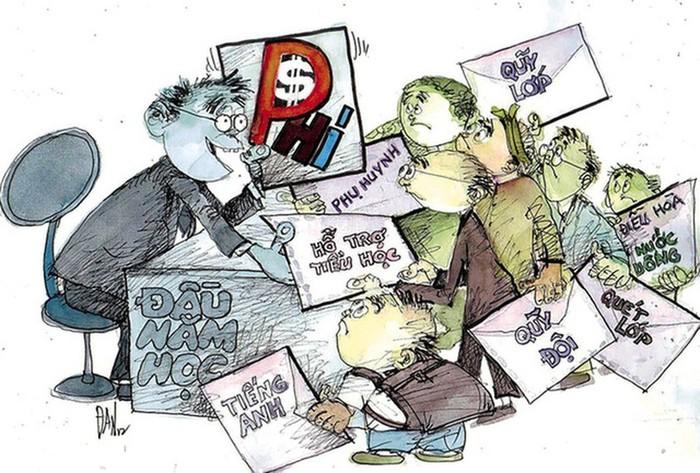 Xã hội hóa giáo dục và lạm thu - ranh giới mong manh