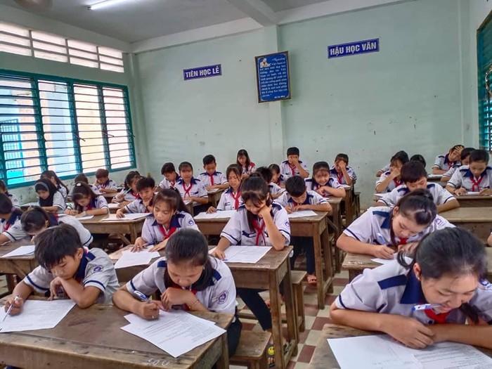 Thông tư số 26/2020/TT-BGDĐT đã gỡ bỏ được nhiều áp lực cho học trò và giáo viên