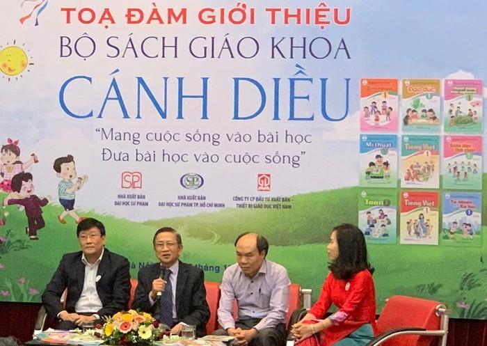 Giá như thầy Thuyết đừng làm Tổng chủ biên sách giáo khoa Tiếng Việt (Cánh Diều)