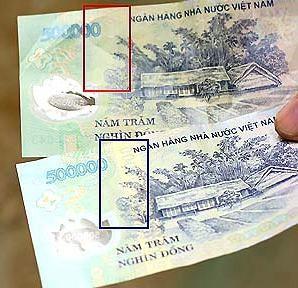 4 cách phân biệt nhanh tiền giả, tiền thật của NHNN