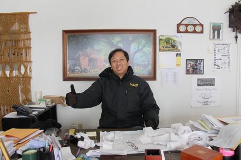 Hình ảnh mới nhất thị trấn Buford của tân Thị trưởng Phạm Đình Nguyên