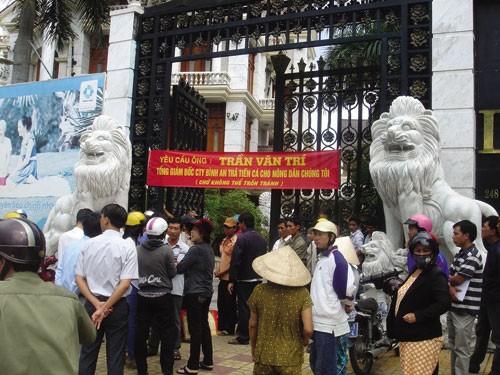 Đại gia Diệu Hiền lại dính scandal bán cổ phiếu đã thế chấp