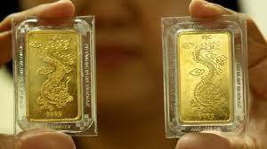 Liên tục xuất hiện vàng miếng giả hiệu SJC