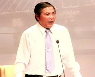 Ông Nguyễn Bá Thanh ra