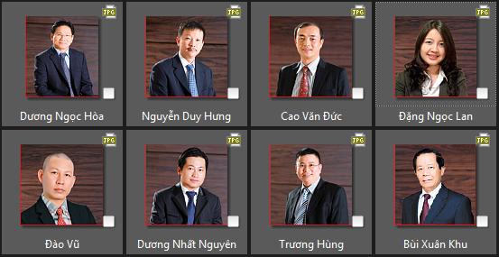 Vợ bầu Kiên là Thành viên HĐQT ngân hàng Vietbank