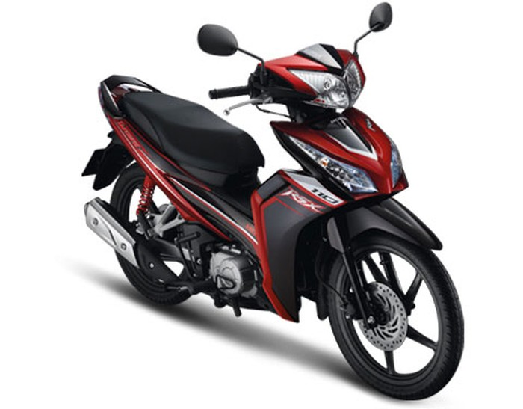 Honda Việt Nam triệu hồi 152.000 xe Wave RSX 2012