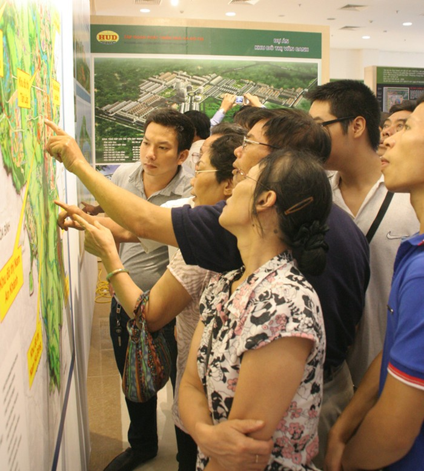 Đại gia tỉnh lẻ đổ về Hà Nội