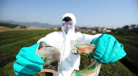 Phát hiện trà Ô long Trung Quốc có thuốc trừ sâu