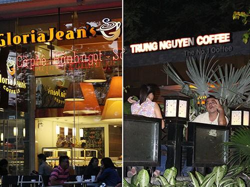 Cuộc chiến cà phê: Lợi thế nghiêng về các thương hiệu Việt?