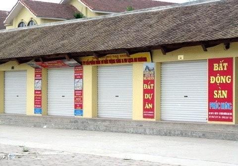 Hàng ngàn doanh nghiệp BĐS đóng cửa, sếp trốn nợ ngày tết