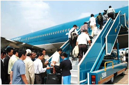 Vietnam Airlines hủy hàng loạt chuyến bay ngày đầu năm