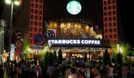 Báo nước ngoài tiết lộ doanh thu của Starbucks ở Việt Nam