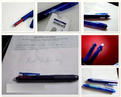 Xuất hiện bút thần kì lợi hại hơn bút phù thủy