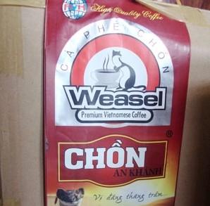 Chỉ 5kg cà phê thật, DN An Khánh ra lò 100kg cà phê thành phẩm
