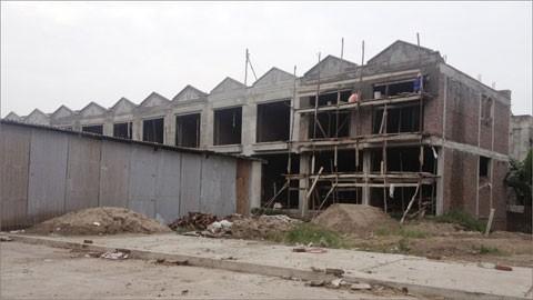 """Tiết lộ """"động trời"""" của một chủ dự án ở Hà Nội"""